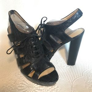 "COACH ""Moreen"" cage sandals"